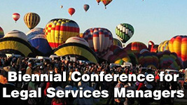 MIE - Biennial Conference for Legal Services Managers
